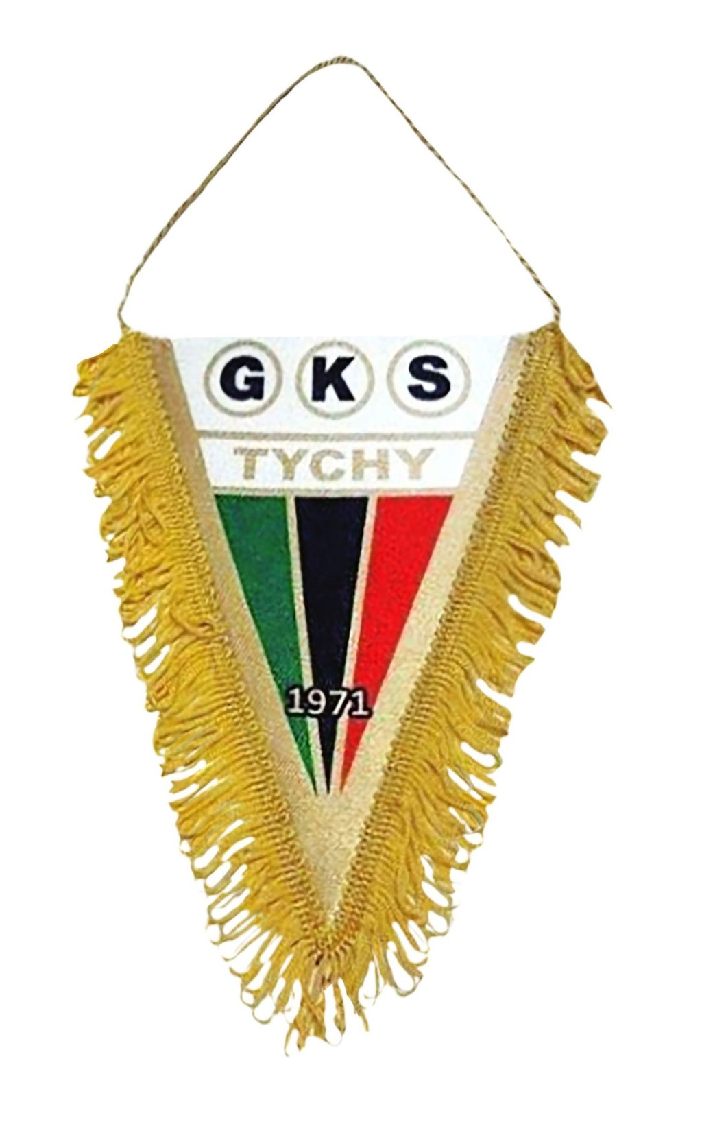 Proporczyk GKS Tychy